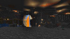 minecraft jaskinie