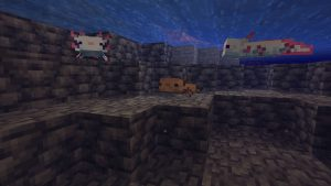 minecraft beta 1.16.210.59 aksolotl