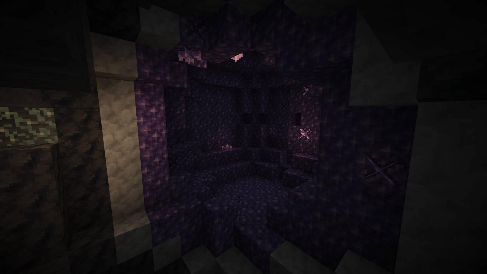 ametyst minecraft