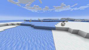 minecraft snapshot 1.18 śnieg kozy